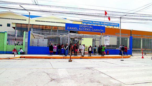 Pronto dos plantas de oxigeno medicinal para el hospital D.A. Carrion en Huancayo