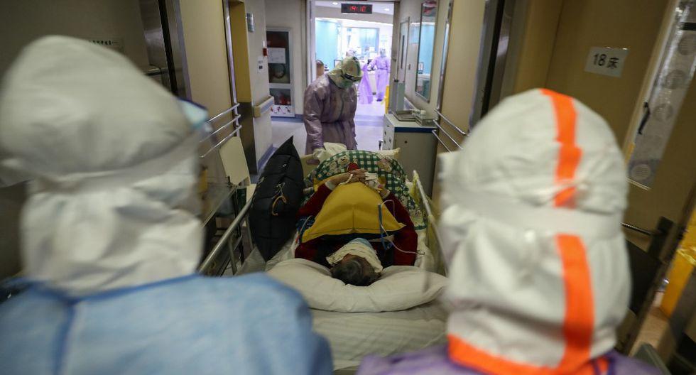 Coronavirus: se eleva a 11 cifra de casos en el Per�