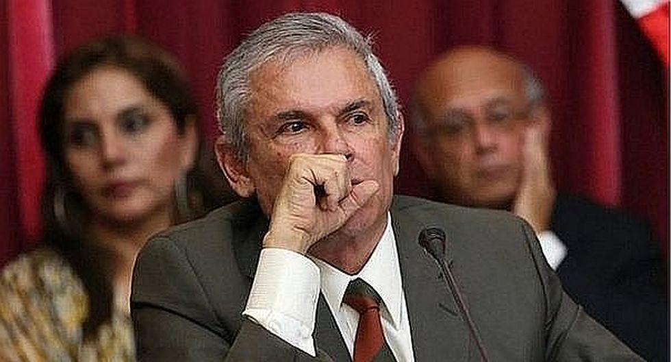 Luis Casta�eda: piden 36 meses de prisi�n preventiva para el exalcalde