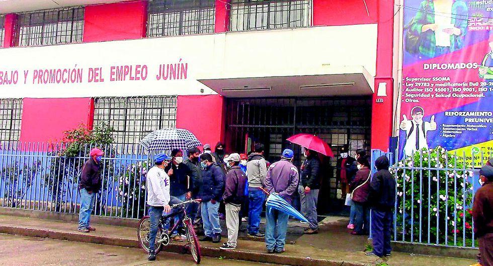 Descartan empadronamiento para bono a trabajadores independientes de Jun�n