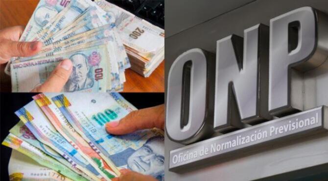 ONP - LINK: Revisa si recibir�s el bono extraordinario que se entregar� en julio