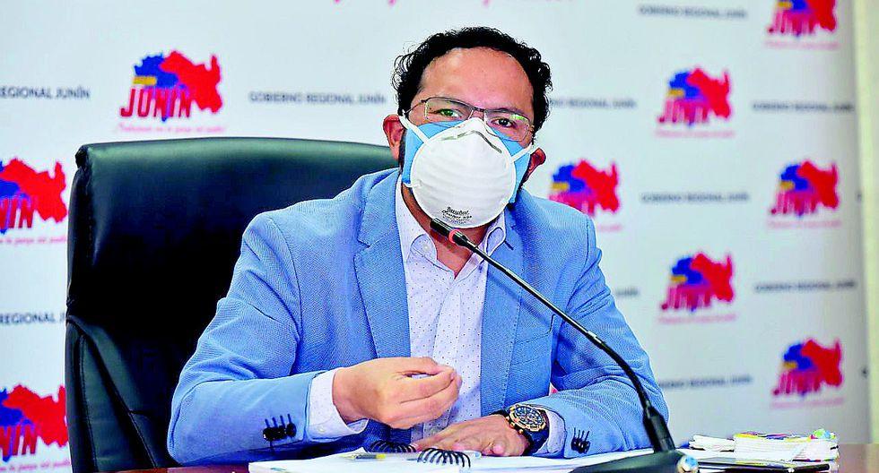 Jun�n: Retendr�n por 48 horas a quienes violen medidas de emergencia nacional