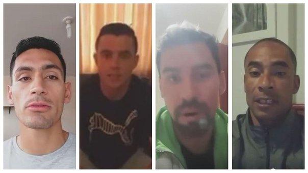 Copa Sudamericana: jugadores del Sport Huancayo envían mensaje a los hinchas