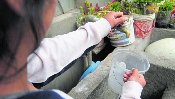 Escasez de agua potable en Huancayo puede aumentar casos de coronavirus
