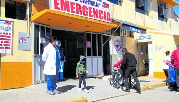 Huancayo: En 80% aumenta la infecci�n respiratoria de ni�os en hospital