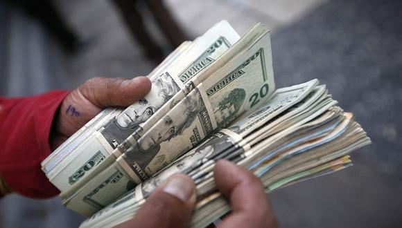 Tipo de cambio: Precio del d�lar alcanza los S/ 4.058 tras juramentaci�n del gabinete Bellido
