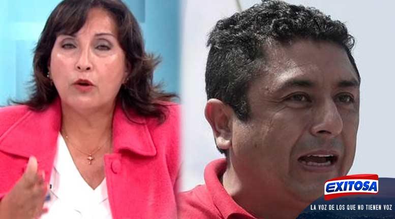 Dina Boluarte descarta que Guillermo Bermejo tenga la vocer�a de Per� Libre