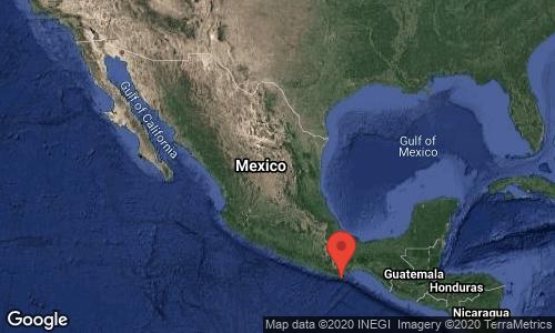 Terremoto de magnitud 7,5 sacude M�xico y deja al menos 6 muertos