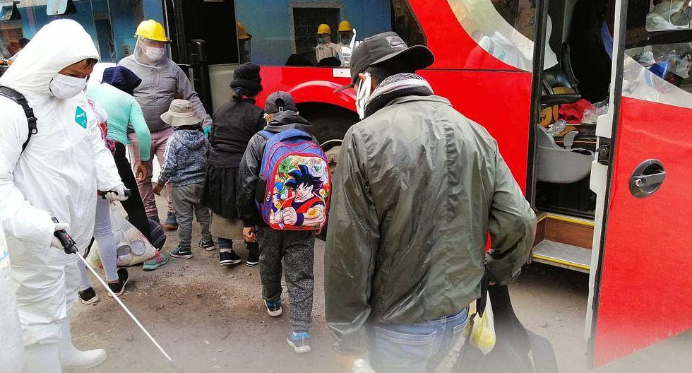 Diresa Huancavelica: ?El 84.7% de casos COVID-19 se contagiaron fuera de la regi�n?