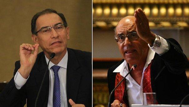 Mart�n Vizcarra y el Congreso enfrentados por fuga de Edwin Donayre
