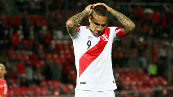 El TAS le dio 14 meses de castigo a Paolo Guerrero y se perderá el Mundial