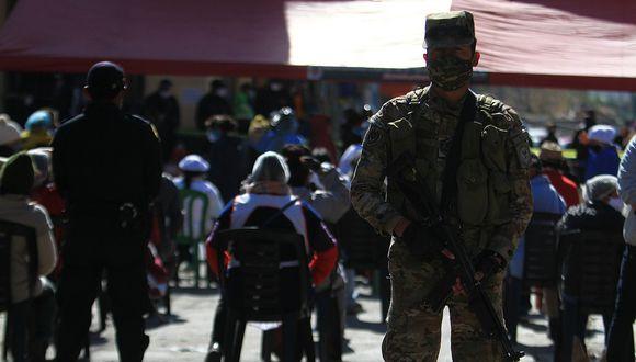 Cuarentena focalizada contin�a en Huancayo, Satipo y Chanchamayo