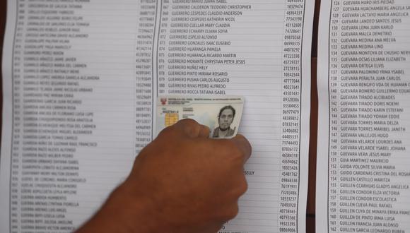 Elecciones 2021: �cu�nto es la multa por no haber ido a votar el 11 de abril?