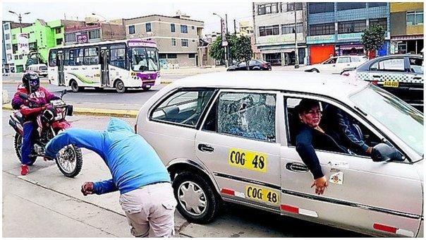 Conoce las 25 zonas críticas donde asaltan con el ?bujiazo? en Lima