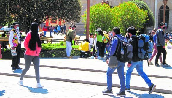 Jun�n espera llegada de m�s de 60 mil turistas por Fiestas Patrias