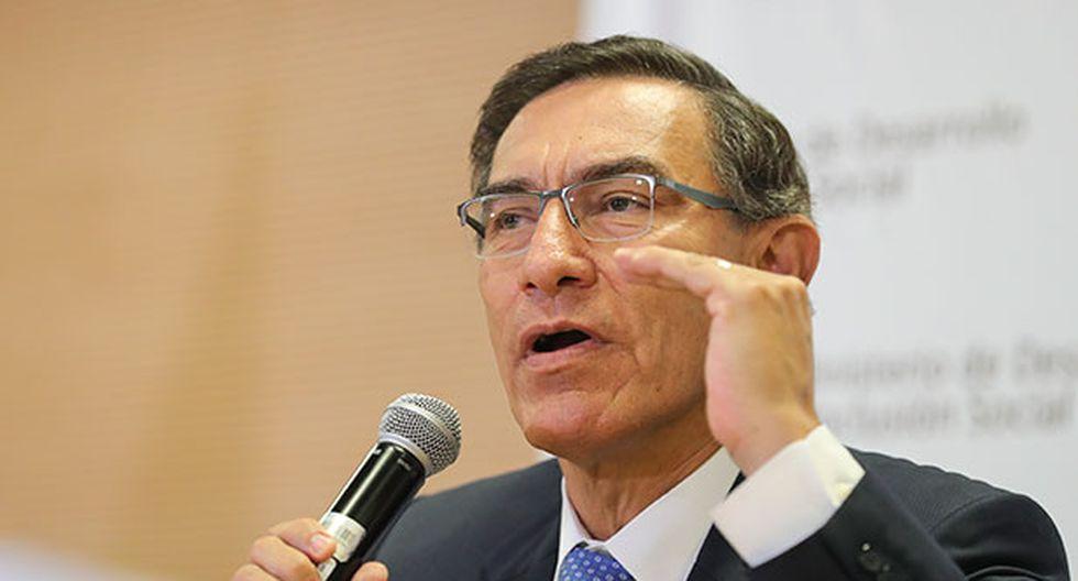 Mart�n Vizcarra pone en agenda la pena de muerte