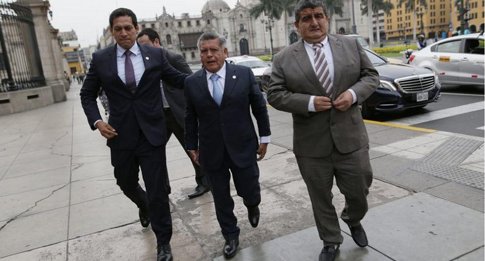 Presidente Vizcarra inici� di�logo con bancadas