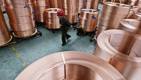 Jiangxi Copper invertir� US$ 1,800 millones en fabricaci�n de l�minas de cobre para bater�as