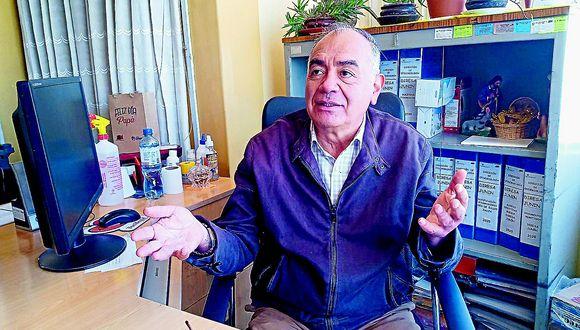 Epidemi�logo de Diresa advierte: ?Consumo de di�xido de cloro puede ser mortal?