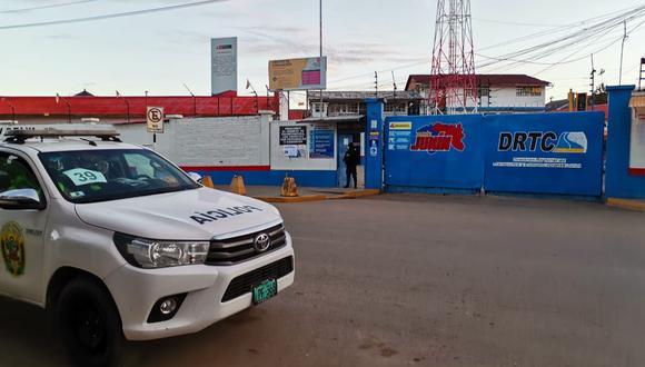 Los Din�micos del Centro: Cae pieza clave de la red criminal en Jun�n
