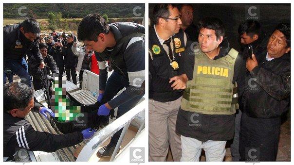 ¡A sangre fría! el 'Demonio de Chilca' cuenta como captó y asesinó a pequeña niña de 8 años
