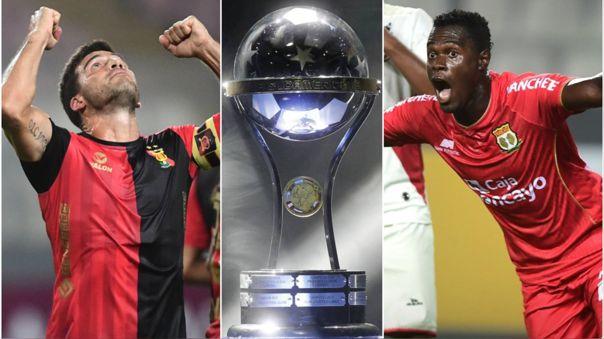 Copa Sudamericana 2021: con Melgar y Huancayo ya conocen a sus rivales de la fase de grupos.
