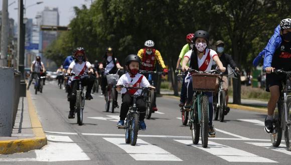 Habilitan el ingreso de ni�os menores de 12 a�os a parques municipales de Lima