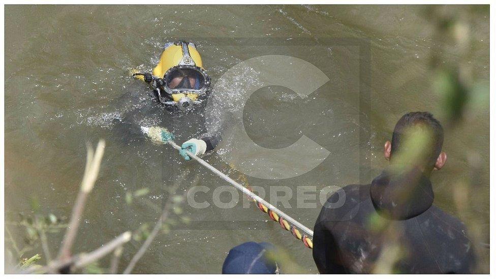 Buzos y policías peinan el río Mantaro buscando víctimas y hallan dos cadáveres más