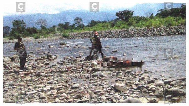 Chanchamayo: En presunto ajuste de cuentas torturan y asesinan a cuatro hombres