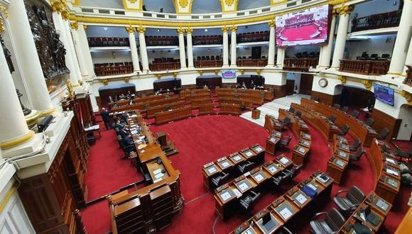 Congreso: Comisi�n aprueba una sola reelecci�n inmediata de alcaldes y gobernadores