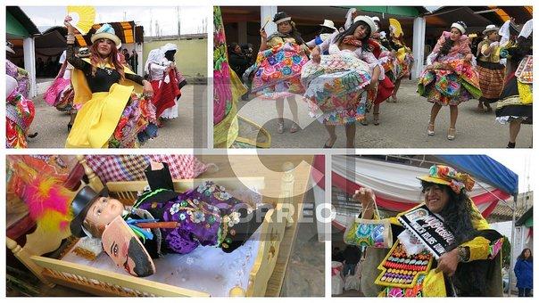 En Huancayo comunidad gay celebra la fiesta en honor al niño Jesús