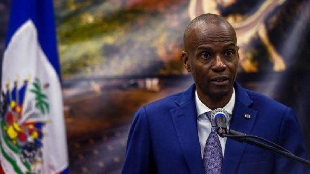 Asesinan al presidente de Hait�, Jovenel Moise, en un ataque armado en su vivienda
