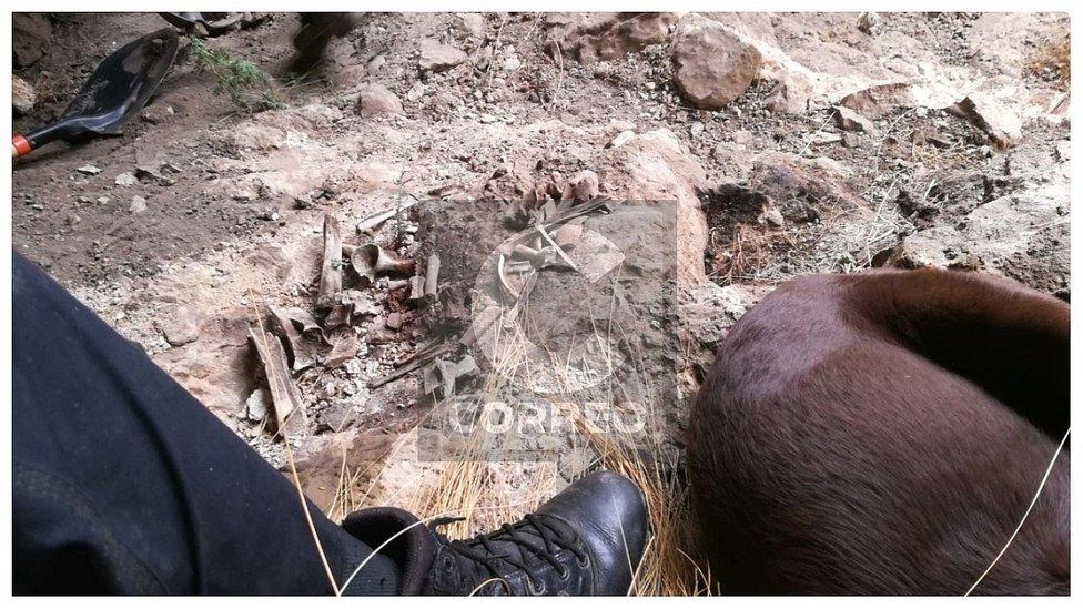 Aparecen restos óseos de ganadero que fue secuestrado y asesinado por comuneros