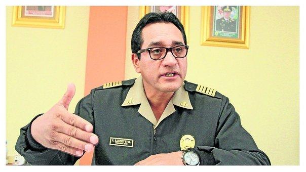 Huancayo: Director PNP responde a docentes por comparación de sus sueldos