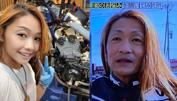 Influencer japonesa result� ser un hombre de 50 a�os que usaba filtros de mujer
