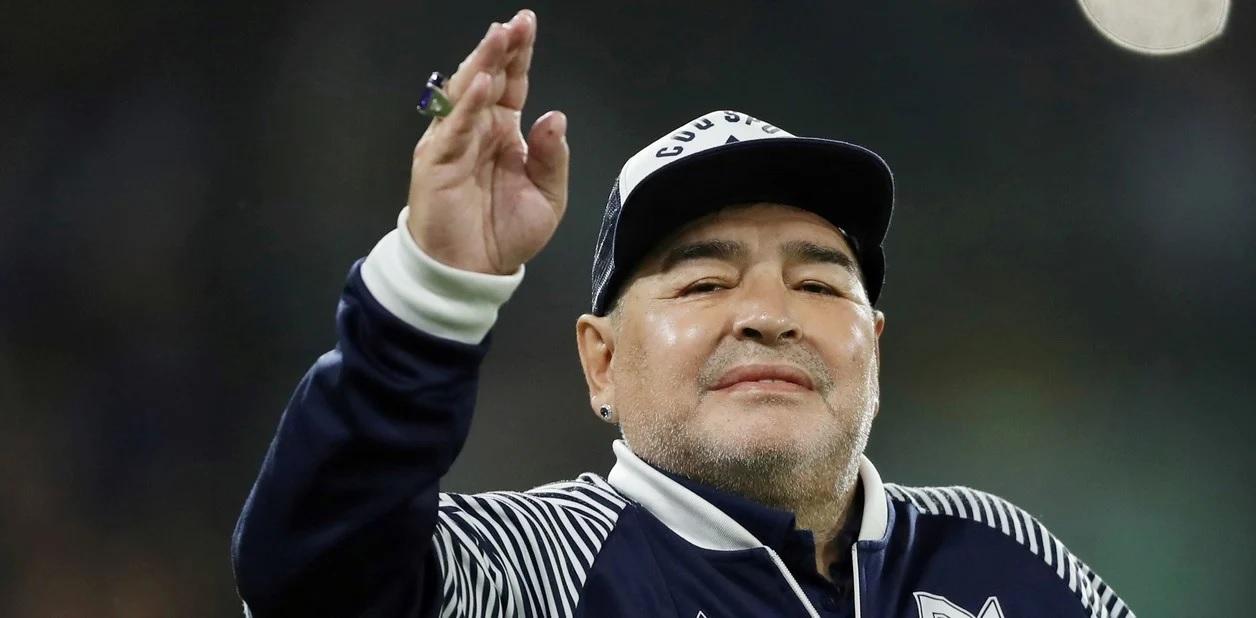 Conmoci�n mundial: muri� Diego Armando Maradona