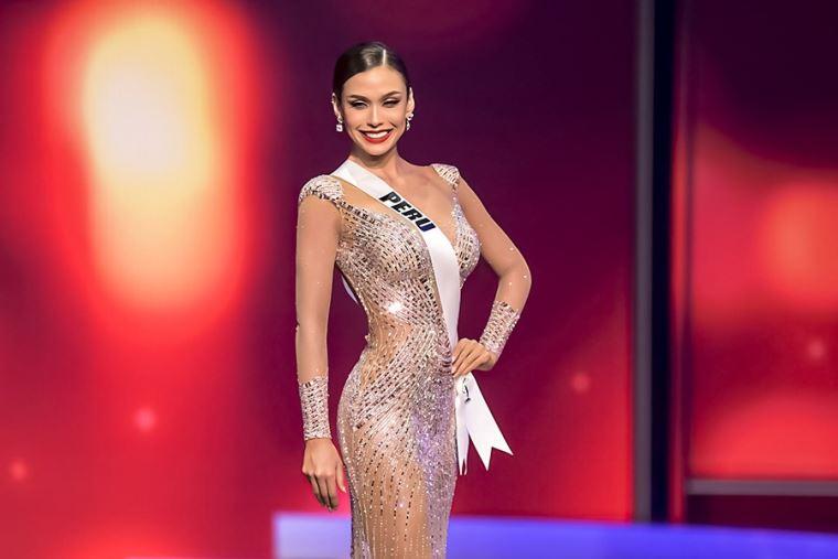 Miss Per� Janick Maceta qued� segunda finalista del Miss Universo 2021