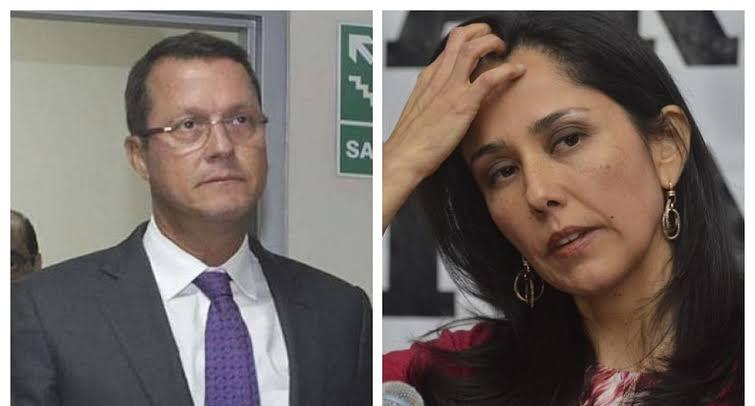 Barata admite que negoci� Gasoducto con Nadine Heredia