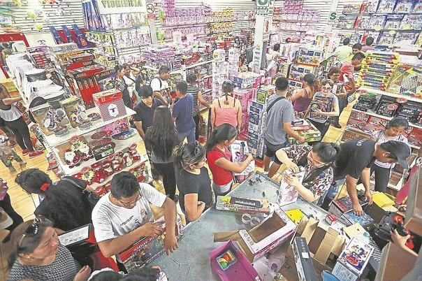 Navidad 2019: Centros comerciales vender�n S/30 mil millones