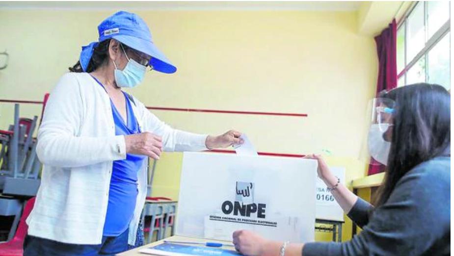 Hoy inician las restricciones electorales para la segunda vuelta de las Elecciones Generales