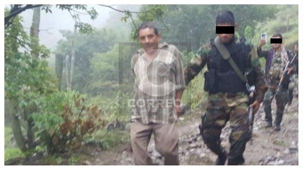 ?Policía detiene a camarada 'Mañu' colaborador activo de Sendero Luminoso