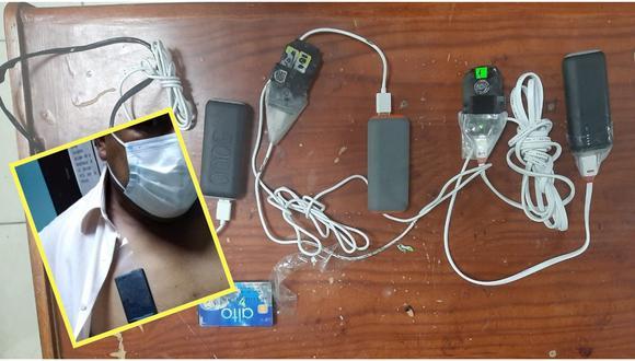 Intervienen banda que usaba dispositivos y dictaba respuestas de examen para obtener licencias de co