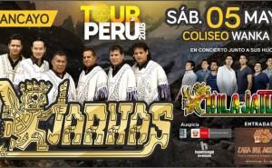TOUR PERU LOS JARKAS