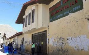 HUANCAVELICA: Mercado entra en cuarentena por posible caso COVID-19
