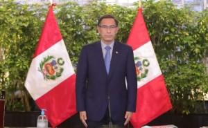 Martín Vizcarra convocó a elecciones generales para el 11 de abril de 2021