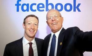 Mark Zuckerberg: Un emprendimiento peruano como ejemplo mundial