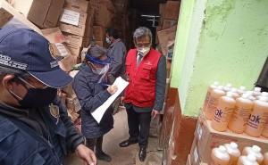 Almacenes de Diresa Huancavelica son un atentado para la salud