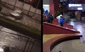 Tacna en emergencia: Huaico ingresa a viviendas y arrastra vehículos