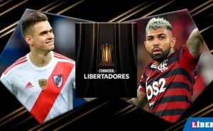 ¡Salen a matar! Las alineaciones de River y Flamengo para la final de la Copa Libertadores 2019