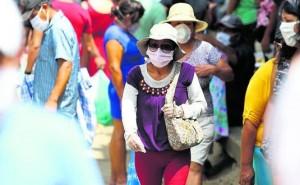 Huancayo y sus distritos con más casos COVID-19, por alta concentración de personas